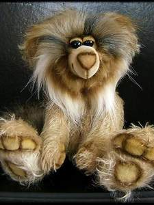 Scary Squeeze Stuffed Animals, Aslan The Lion Bear By Bears Of Bath Bear Pile