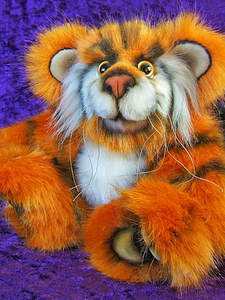 Shardul the Tiger by Bears of Bath