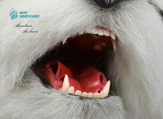 Meili Panda By Anastasia Arzhaeva Bear Pile