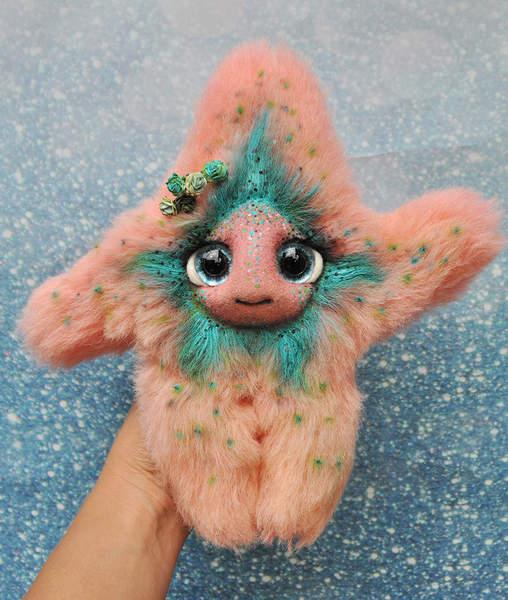 Starfish Sonya By Kateryna Nichyk Bear Pile